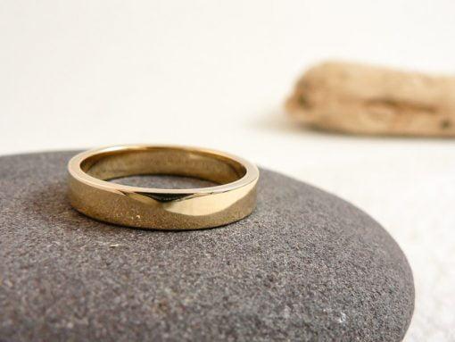 Alianza boda A1030-001 Plana 3mm brillo (1)